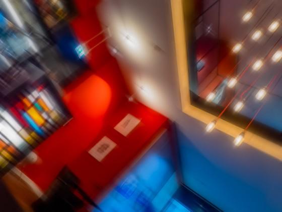 Das Café Ey, wie ich es sehe
