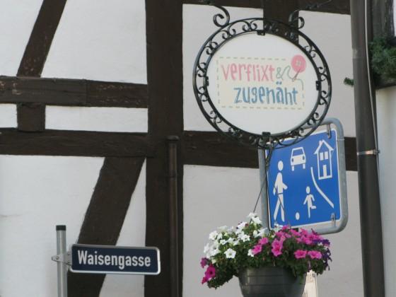 In Bad Wildungen - wie interpretiere ich das?
