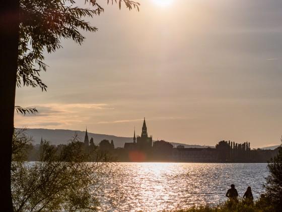 Konstanz im Gegenlicht